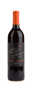 Thomas Henry Cabernet Sauvignon California 2012 750ml -...